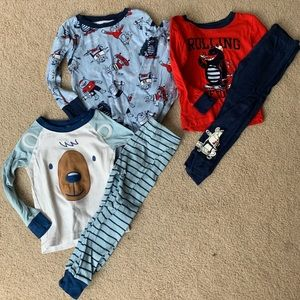 3t Boy's Carter's Pajamas